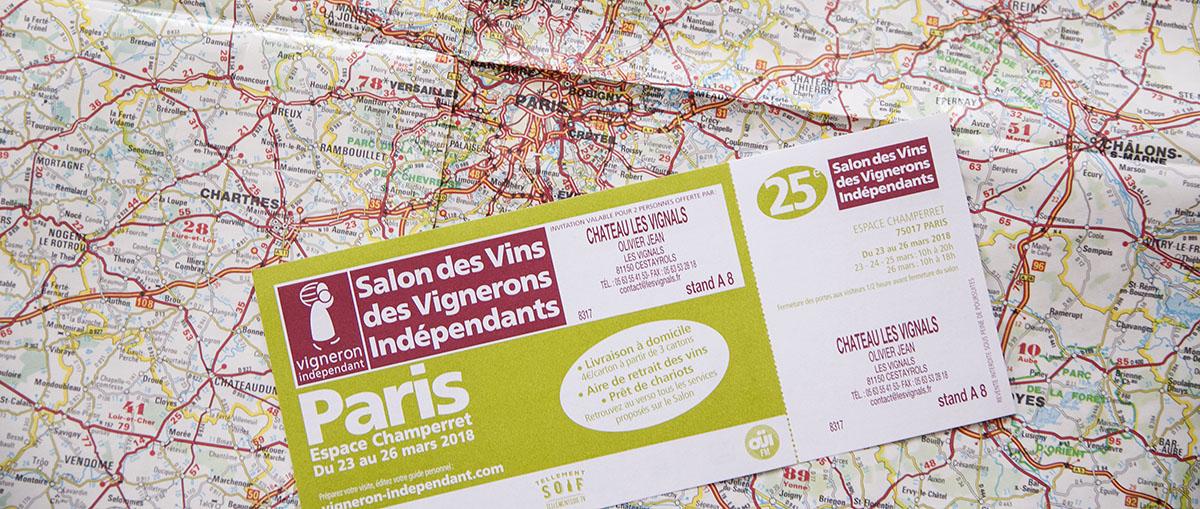 Les Salons du week-end : Paris & Coulommiers – du 23 au 26 mars