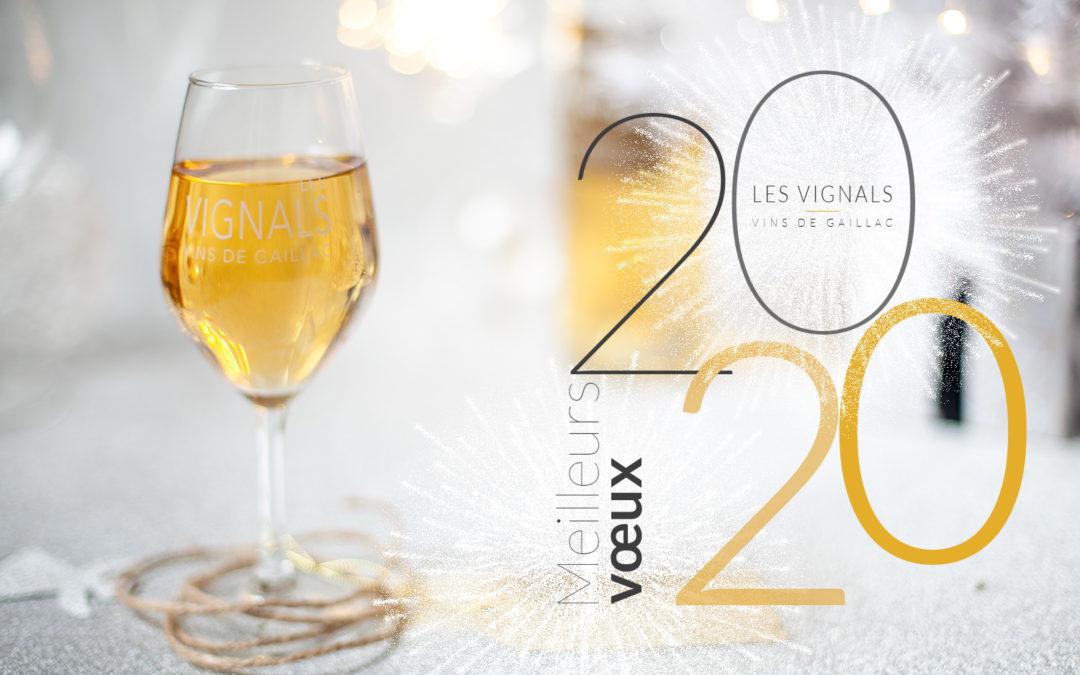 Bonne & Heureuse Année 2020 !